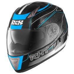 IXS HX 1000 Scale Helmet Black/Blue