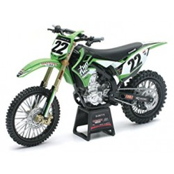 TWO TWO MOTORSPORT KAWASAKI 450F CHAD REED 22