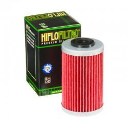 HF155 Tepalo filtras