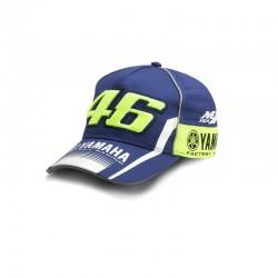 Yamaha kepurė VR 46 Rossi