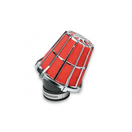 Malossi oro filtras E5 Ø 52 PHM 38÷41 Chromuotas