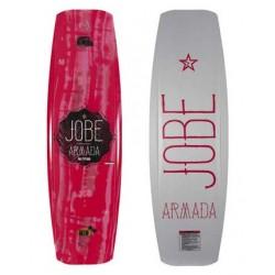 Jobe Armada Wakeboard Coral Red