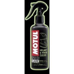 MOTUL HELMET & VISOR CLEAN M1 250 ml universalus variklis šalmo išorei