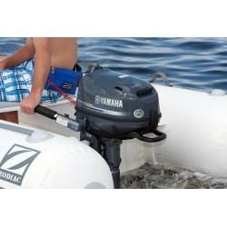 Yamaha F5 pakabinamas variklis valties