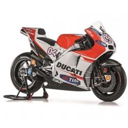 1:18 Ducati Replica GP15 Dovizioso Scale