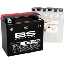 BTX14-BS 12V 12.6Ah akumuliatorius