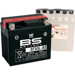 BTX5L-BS 12V 4.2Ah akumuliatorius