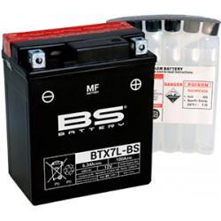 BTX7L-BS 12V 6.3Ah akumuliatorius