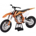KTM 450 SX-F 1:10 motociklo modeliukas