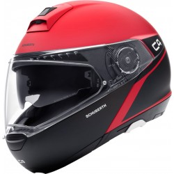 Schuberth C4 Spark Red