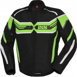IXS X-Sport RS-400-ST Black/Green/White