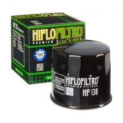 HF138 Tepalo filtras