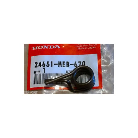 Honda SPRING, GEARSHIFT RETURN 24651MEB670