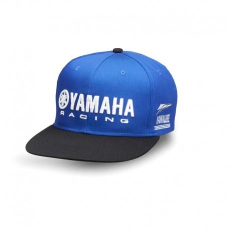 Yamaha kepurė Paddock Blue Flat Peak