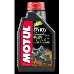 Pusiau sintetinis tepalas MOTUL ATV-UTV EXPERT 4T 10W40 1L