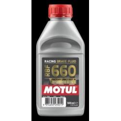 Stabdžių skystis MOTUL RBF660 500ml