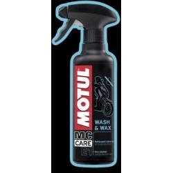 MOTUL Wash & Wax E1 400 ml