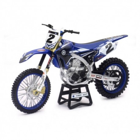 1:6 YAMAHA FACTORY RACING TEAM COOPER